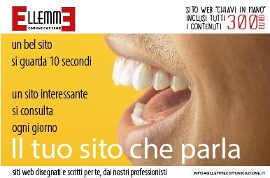Vuoi creare il tuo nuovo sito internet tutto incluso a 300 euro? Contattaci su: info@ellemmecomunicazione.it