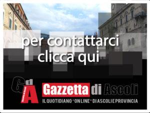 Tasto per contatti Gazzettadiascoli
