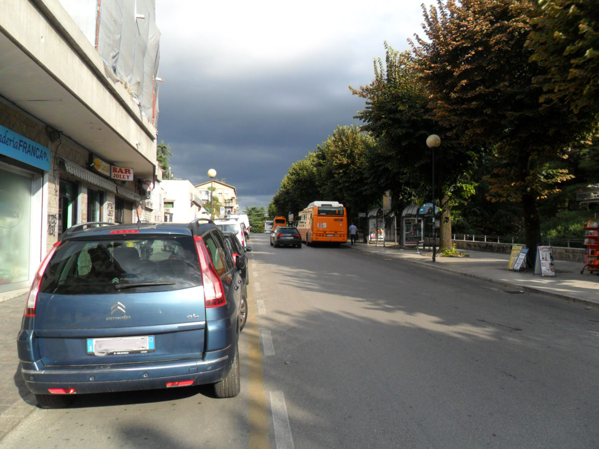 Viale De Gasperi