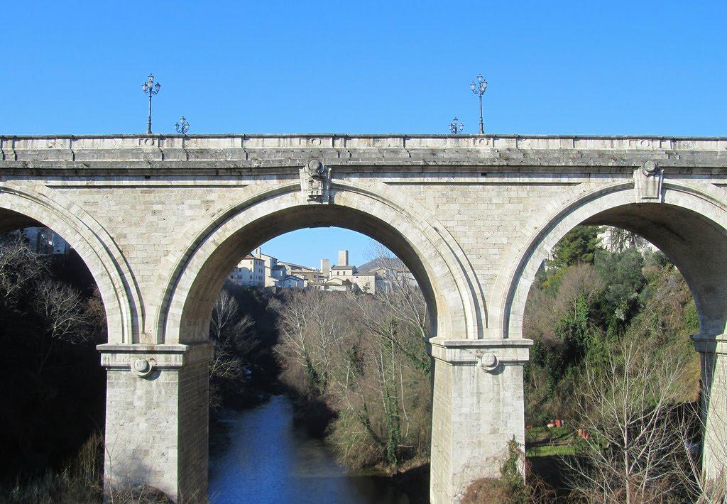 ponte campo parignano e tronto