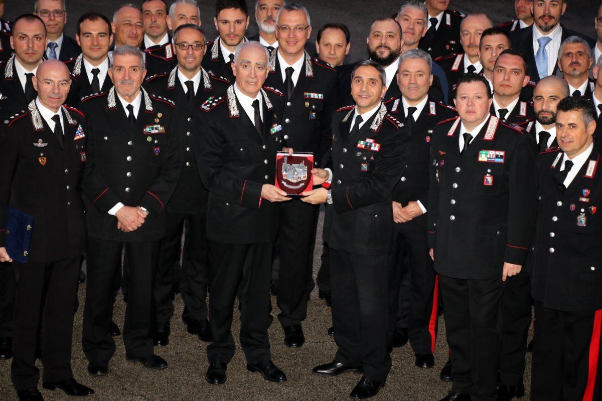 Carabinieri - Gen. Del Sette