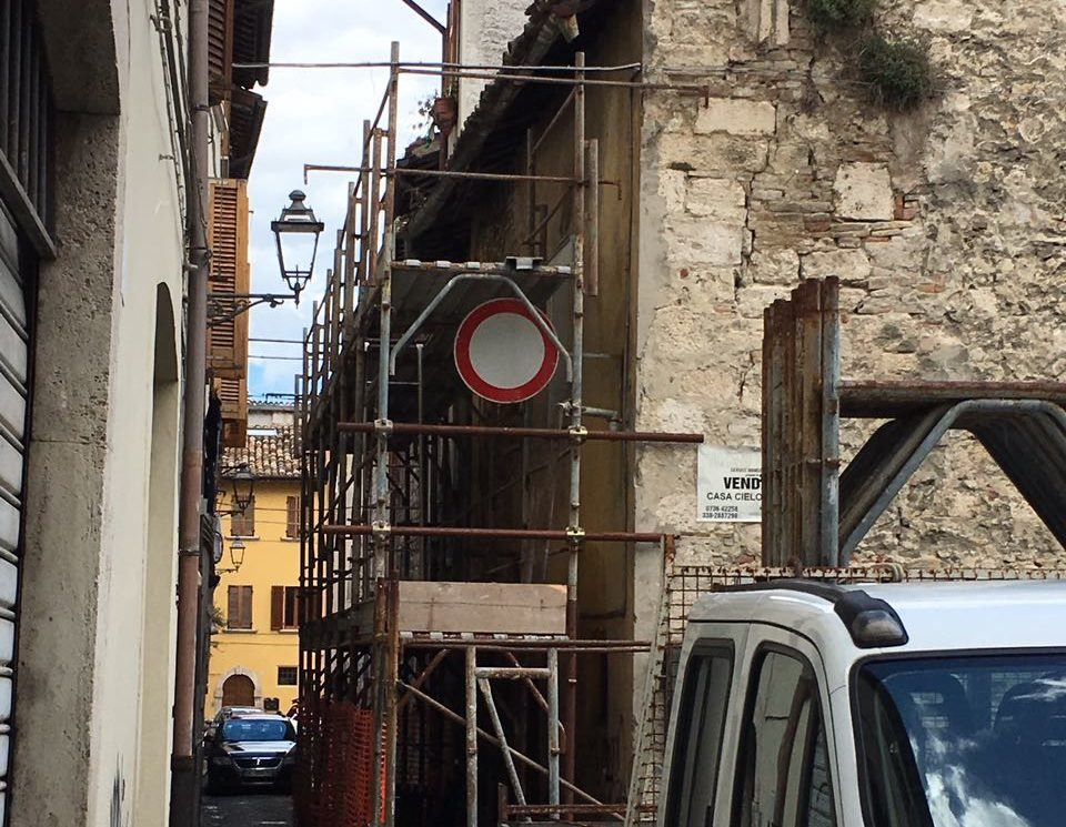 Rua del Picchio