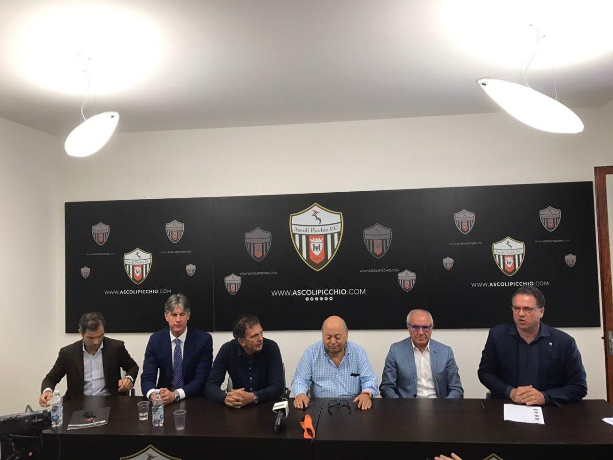 Nuovo staff tecnico Ascoli Picchio