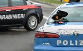 Foto Polizia - Carabinieri