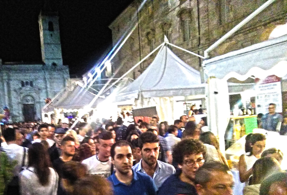 Gente ad Ascoliva Festival 2016 (2)