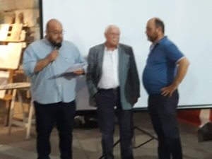 Ascoliva - premiazione di Francesco Lucidi