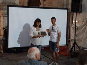 Ascoliva - premiazione di Isabella Mandozzi