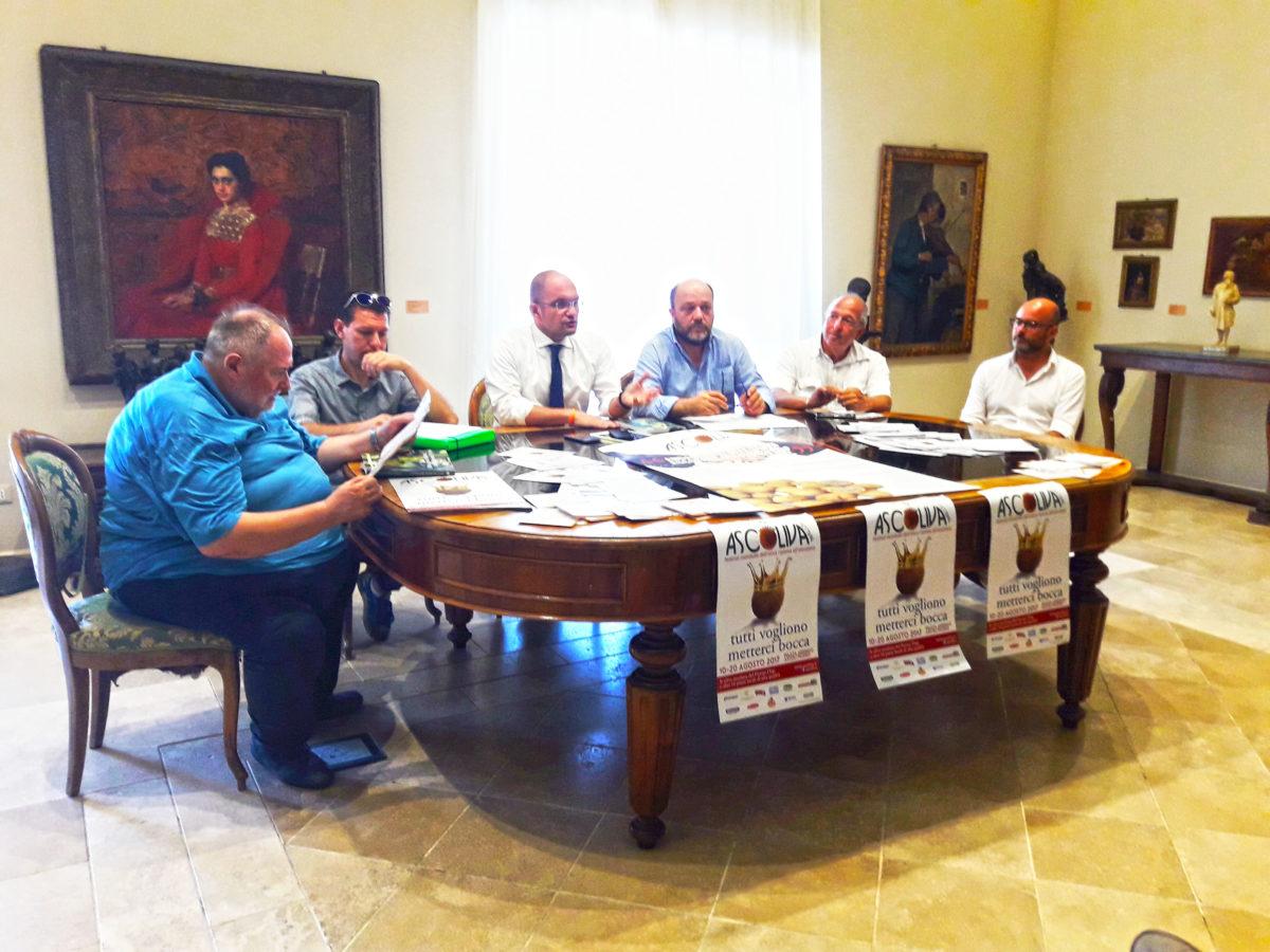 Conferenza Ascoliva 2017 - 9 agosto 2017