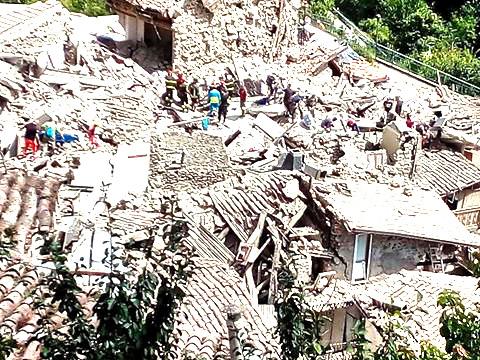 terremoto hdr