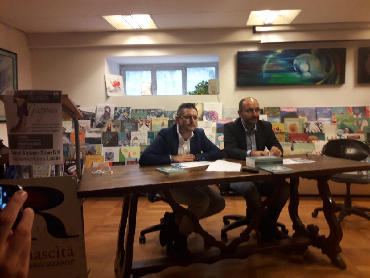 Marco Fioravanti e Domenico Capponi