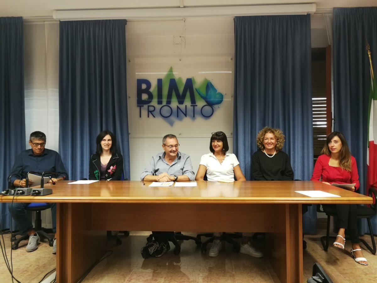 Bim Tronto, conferenza di presentazione del Pacchetto Scuola