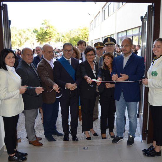 Inaugurazione nuova ala Mazzocchi