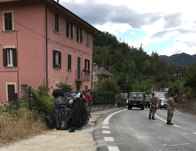 Incidente Mozzano