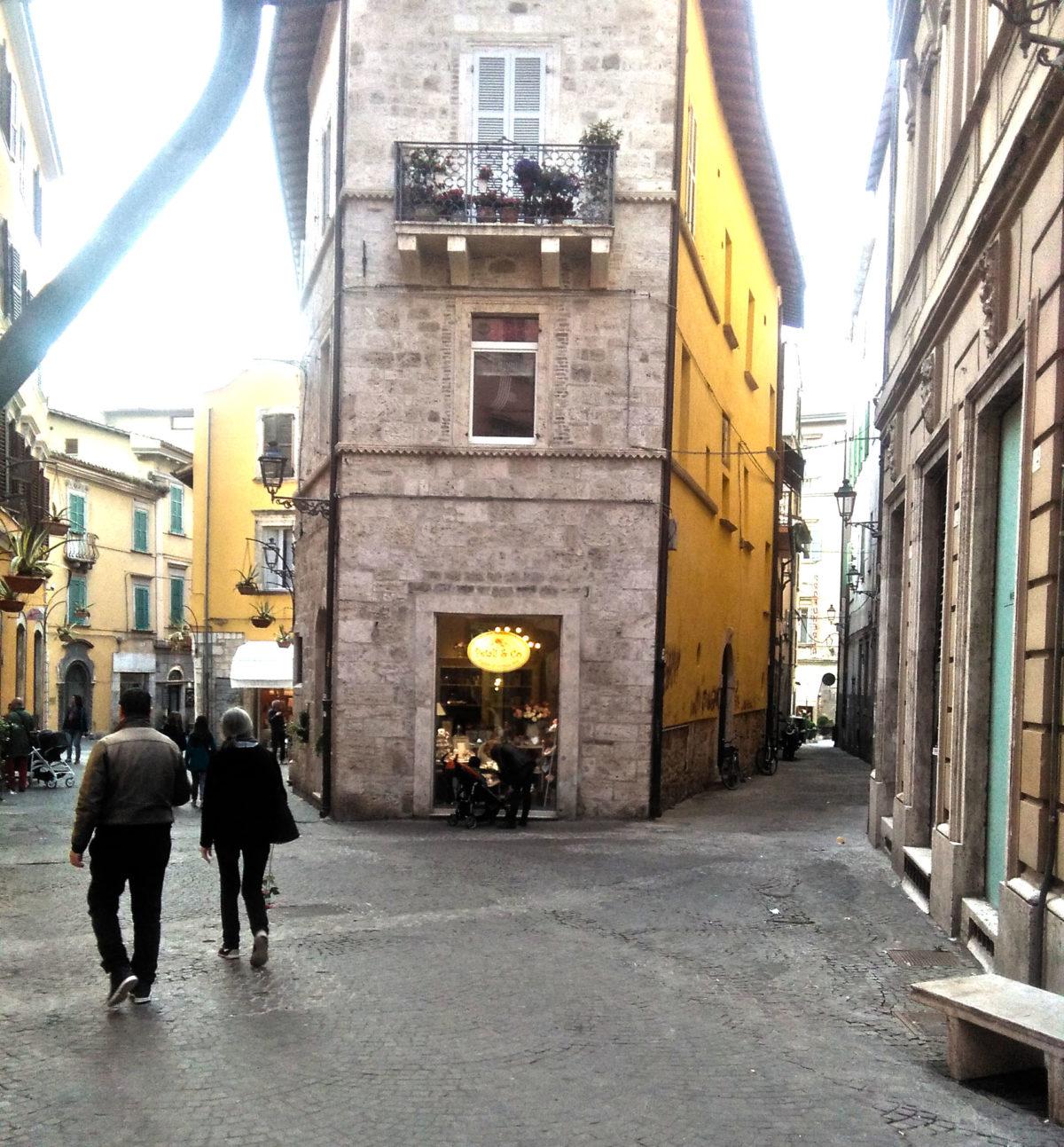 Via Tibaldeschi