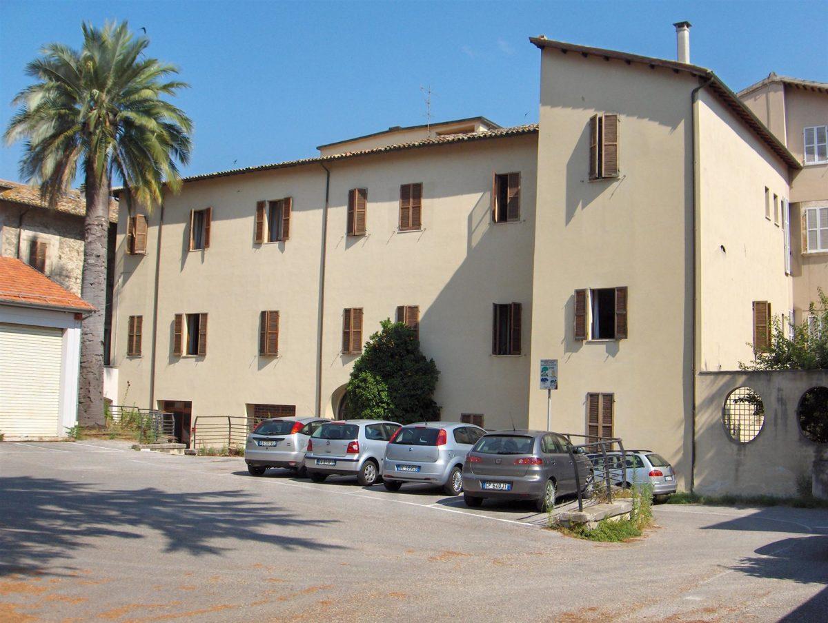 Sede C.so Mazzini - Ingresso da Via Angelini