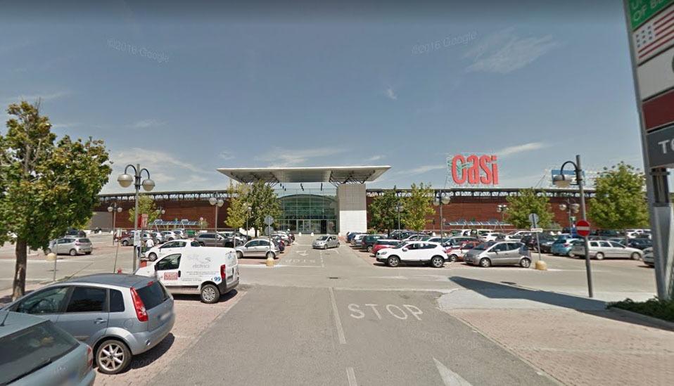 centro commerciale Al Battente Oasi