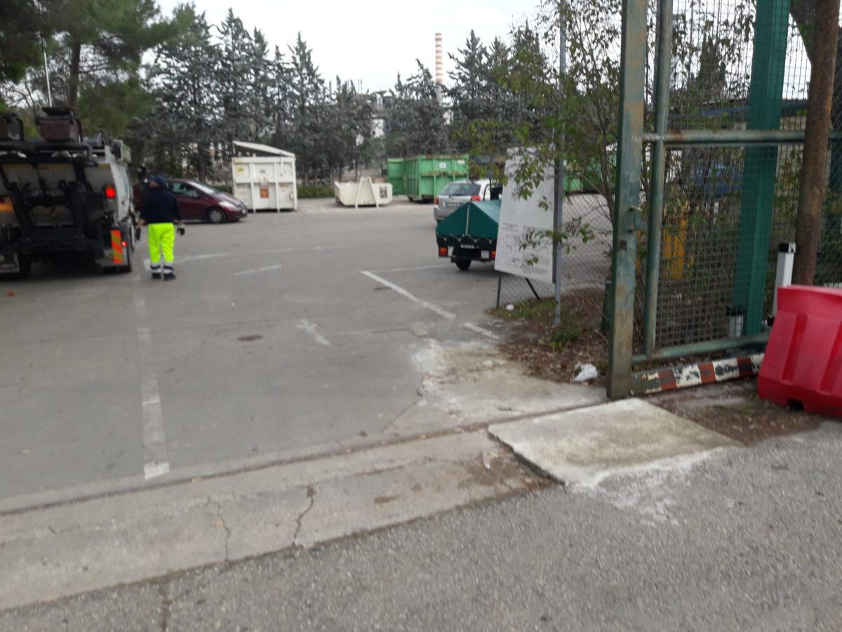 ecocentro comunale via Monini