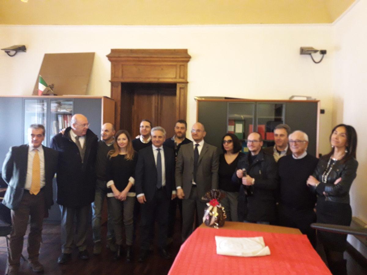 sindaco giunta e consiglieri fine anno
