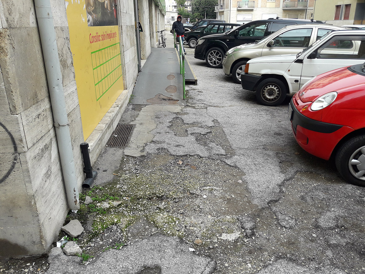 Foto Porta Maggiore - via San Severino