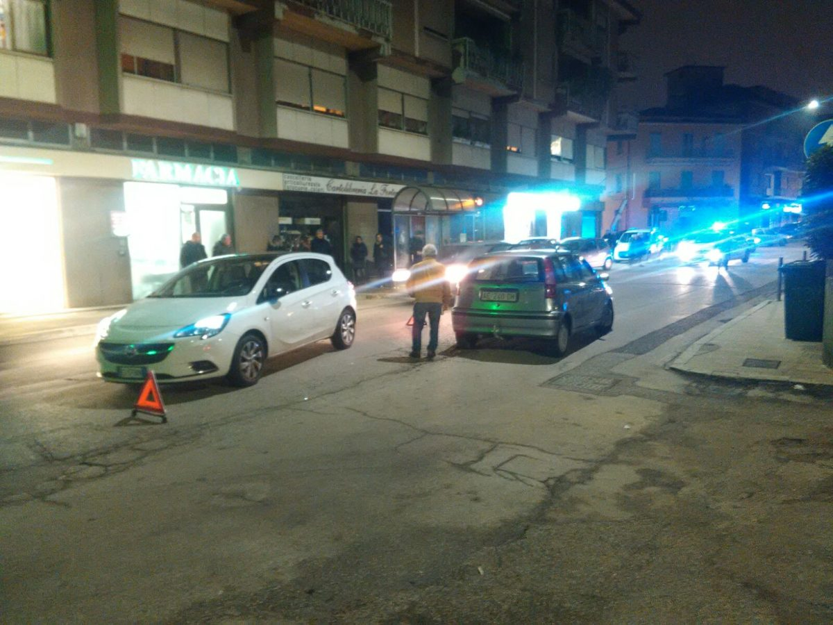 Incidente Campo Parignano 2