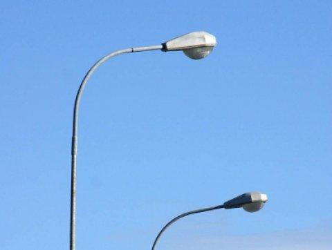 lampioni stradali