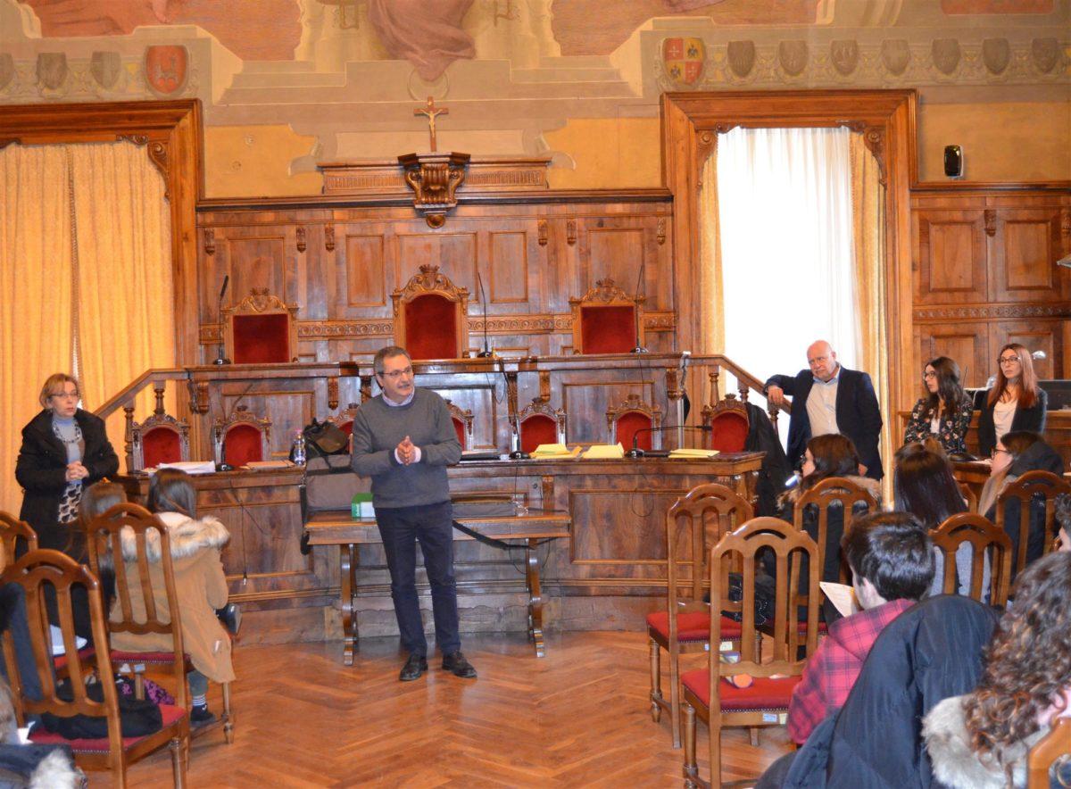 Selezioni Erasmus ad Ascoli Piceno 3