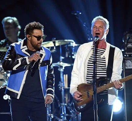 Sting e Shaggy