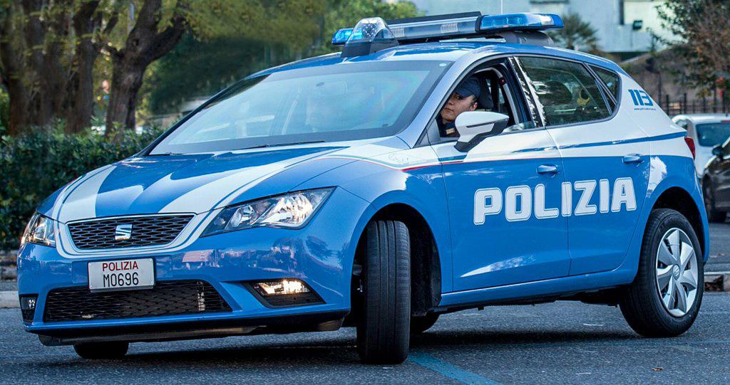 polizia seat-leon