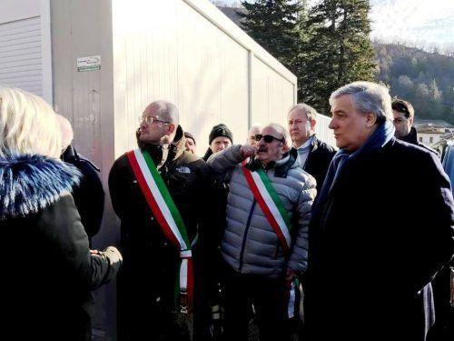 Tajani Petrucci Castelli