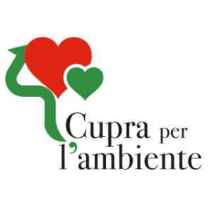 cupra per l'ambiente logo