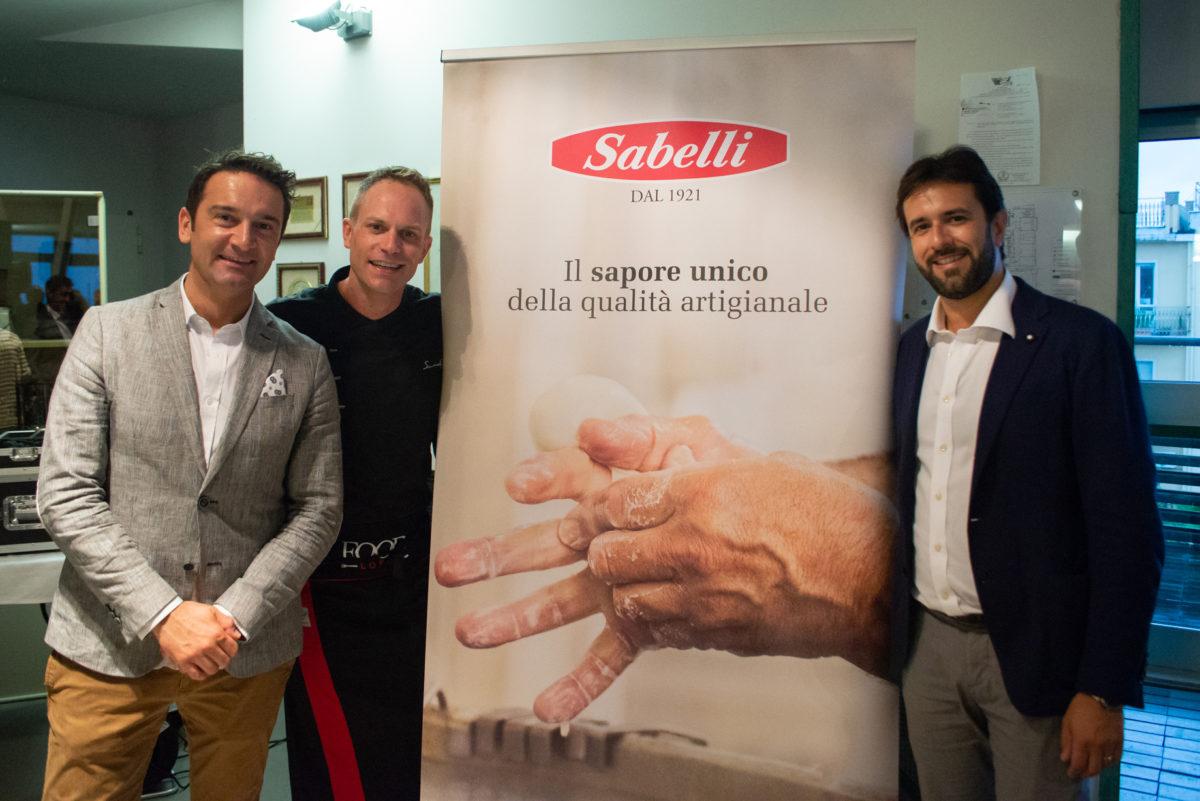 Rugiati con Angelo Galeati e Simone Mariani