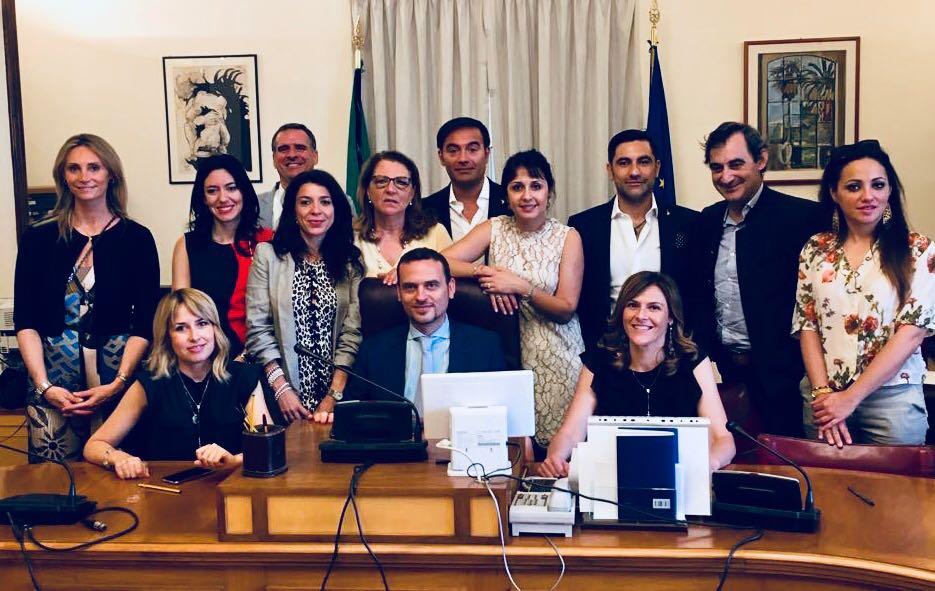 commissione cultura Parlamento con Latini