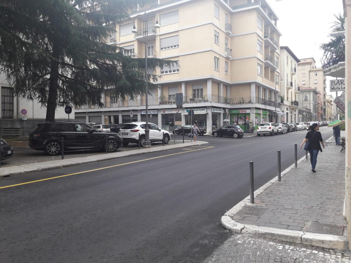 parcheggi via Angelini