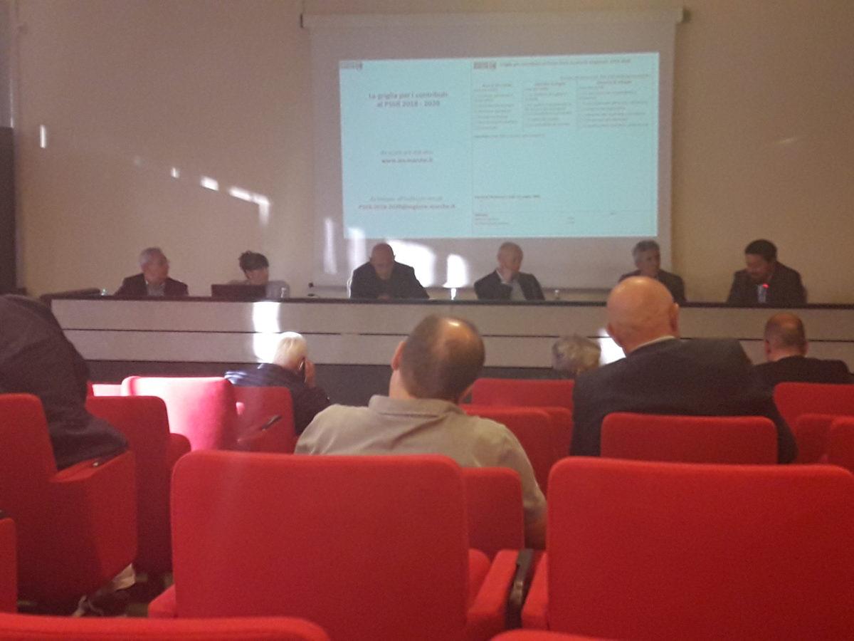 Conferenza sindaci al Consind su Piano sanitario
