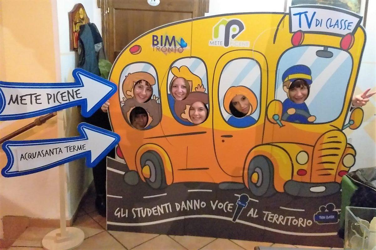 IL BIM TRONTO TV DI CLASSE