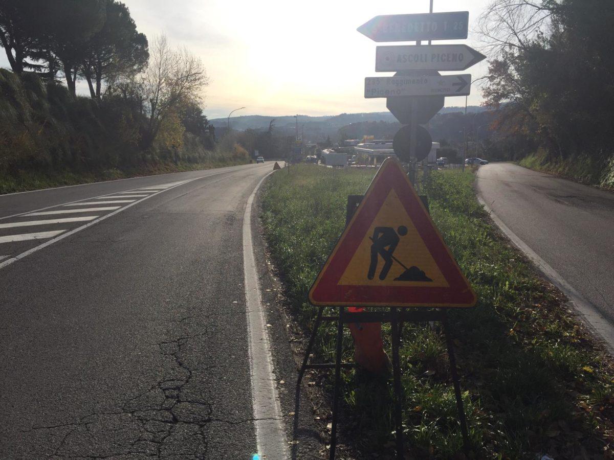 Strada autovelox Monticelli