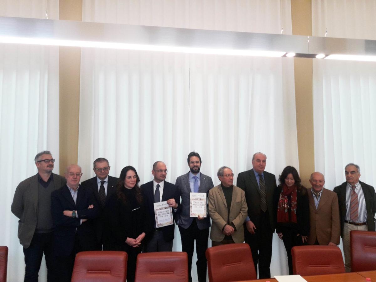Conferenza Fondazione per mostra Pericoli