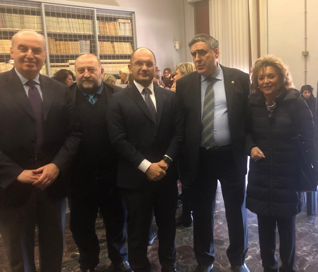 Delegazione ascolana a Roma per tesoro longobardi