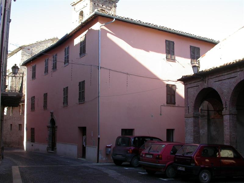 Palazzo Magnalbò - Rotella