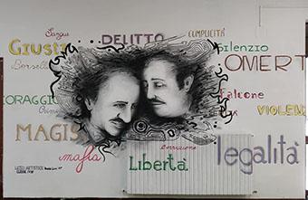 Murales scuola Ceci