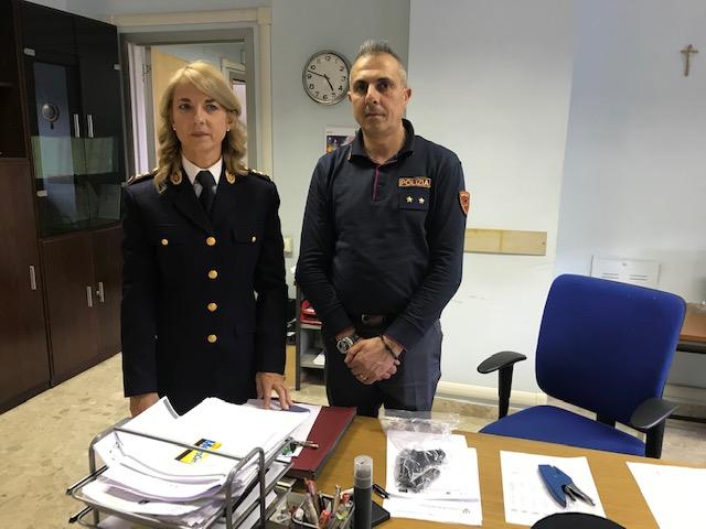 Peroni e Di Carlo Polizia