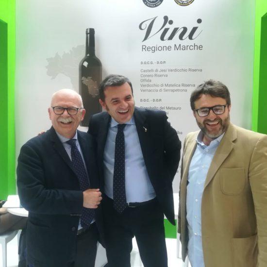 visita Ministro Centinaio Consorzio Vini Piceni