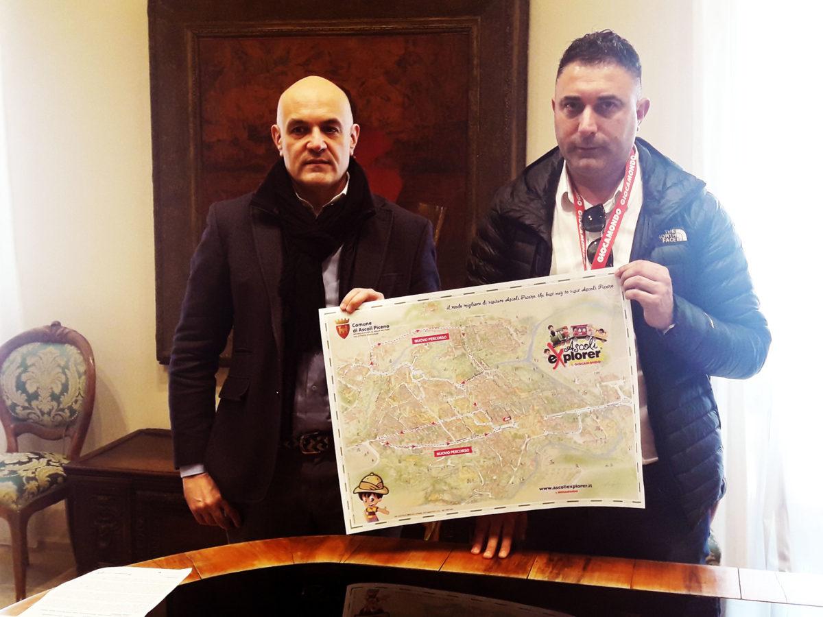 Conferenza stampa Ascoli Explorer 2019