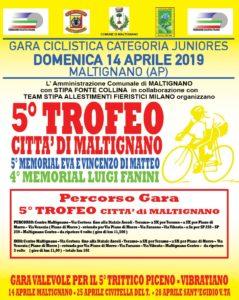 Trofeo Città di Maltignano 14042019