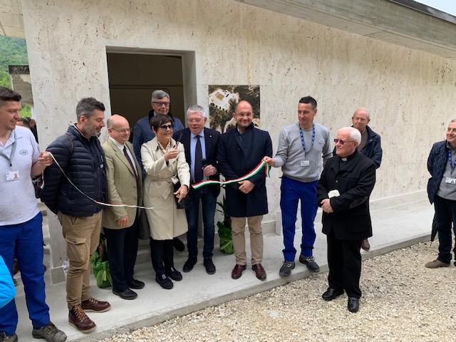 Ciip - Inaugurazione impianto di soccorso