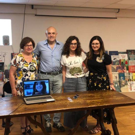 La conferenza stampa del Gruppo Giocamondo per l'acquisizione di una scuola in Inghilterra