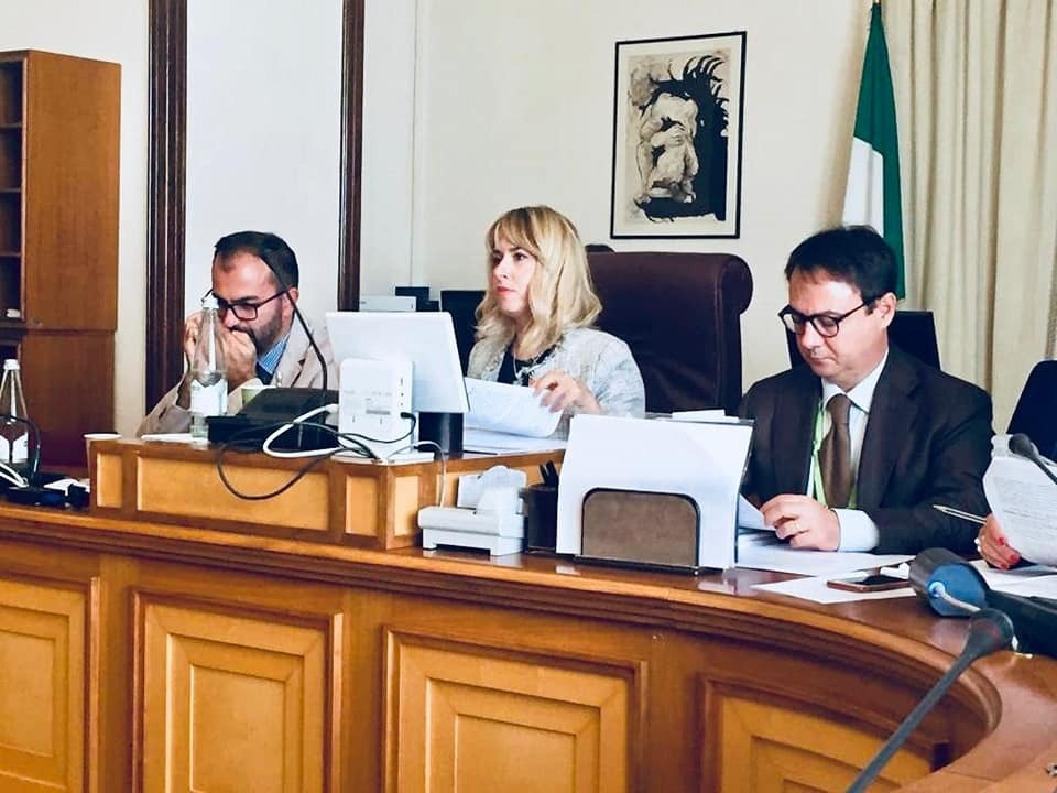 On. Giorgia Latini - Commissione Cultura