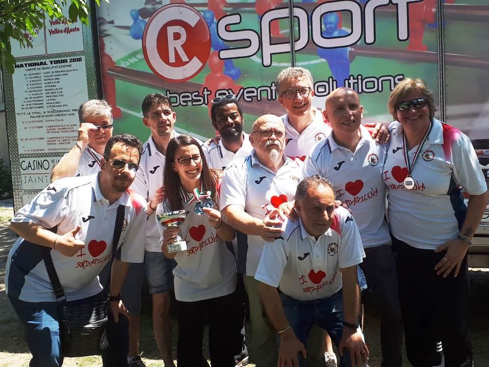 sordapicena calcio balilla 2019
