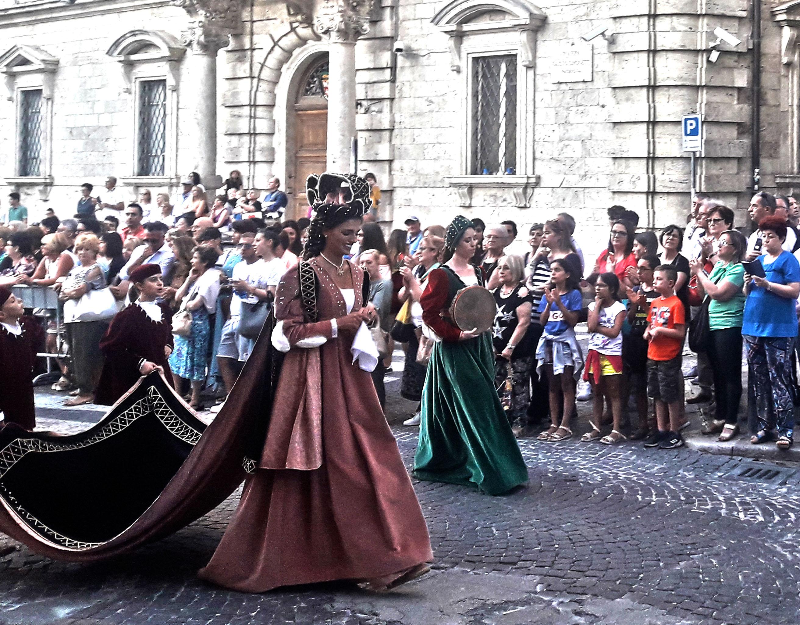La dama di Porta Solestà - Claudia Rozzi