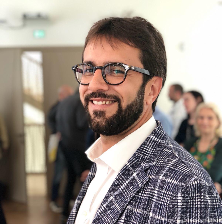 Presidente Fondazione Carisap Angelo Davide Galeati